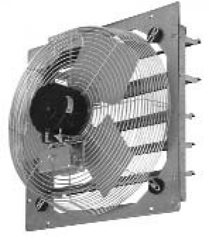tpi corp ce ds series shutter mounted industrial exhaust fan. Black Bedroom Furniture Sets. Home Design Ideas