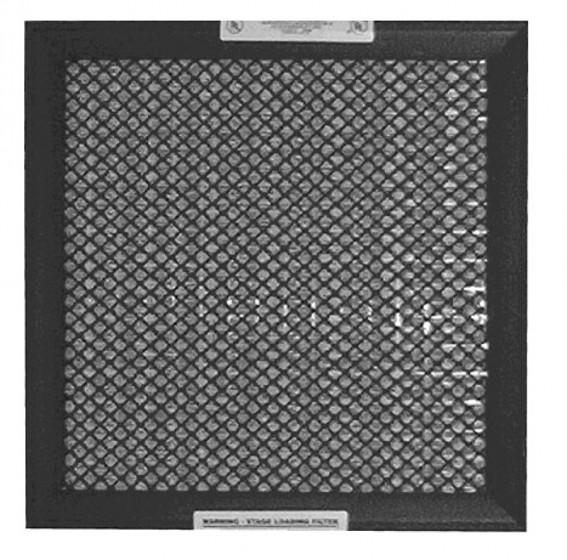 Filtration Mfg A 2000 Electrostatic 1 Quot Air Filter