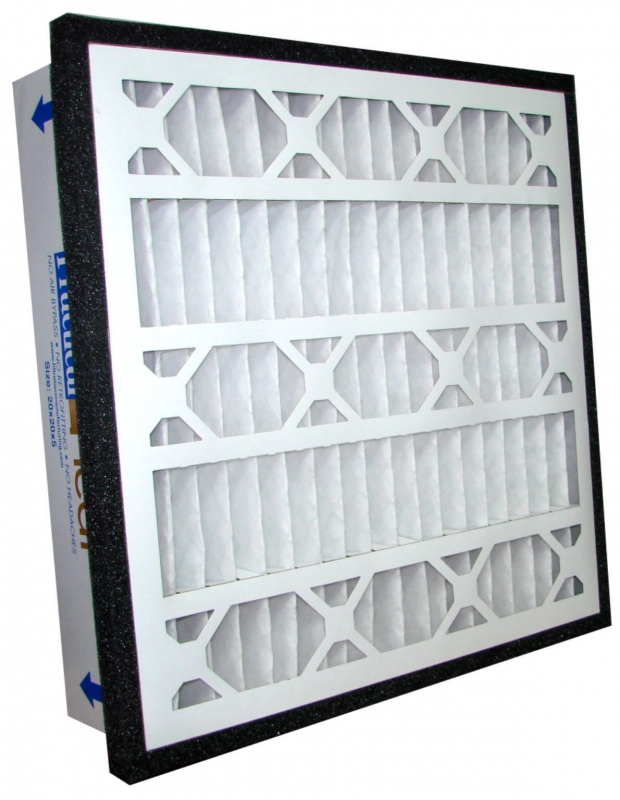 "PRACTICAL PLEAT MERV 14 Pleated 5"" Air Filter"