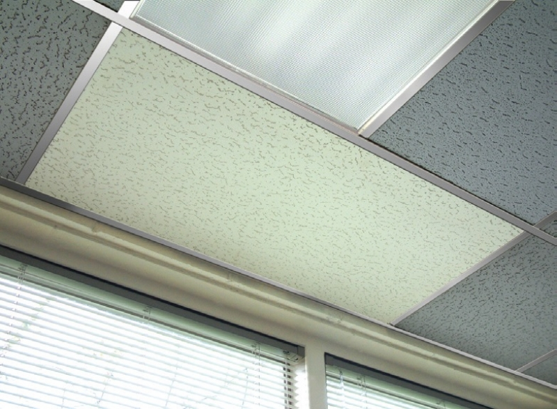MARKEL / TPI Radiant Heat CEILING PANELS 2' X 4'