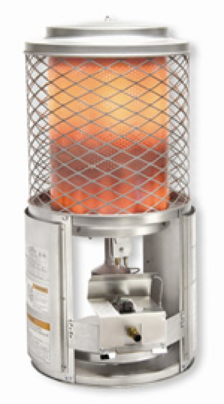SunStar HEAVY DUTY INFRARED CONSTRUCTION Gas Portable Heater