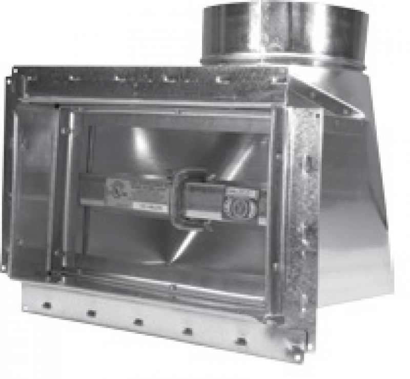 Ceiling Radiation Fire Damper Installation Boots Amp Boxes