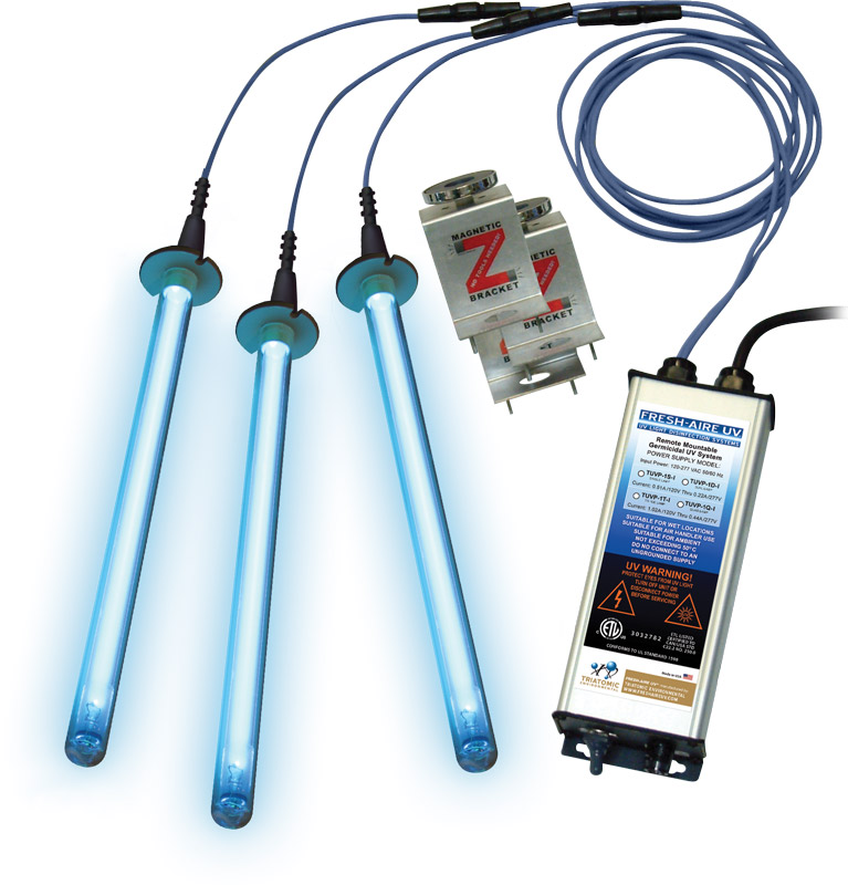 Fresh Aire Ahu Uv Air Purifier System
