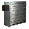 "SPRING RETURN Opposed Blade Louver Damper | 14""-18"" Sizes"