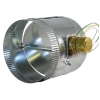 POWER OPEN POWER CLOSE Heavy Duty Motorized Damper