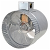 "2-SPEED DUCT BOOSTER FAN  6"" thru 10"""
